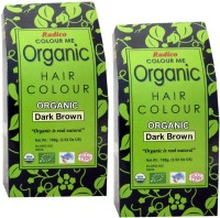 Radico Colour Me Organic Dark Brown Hair Color (Dark Brown)