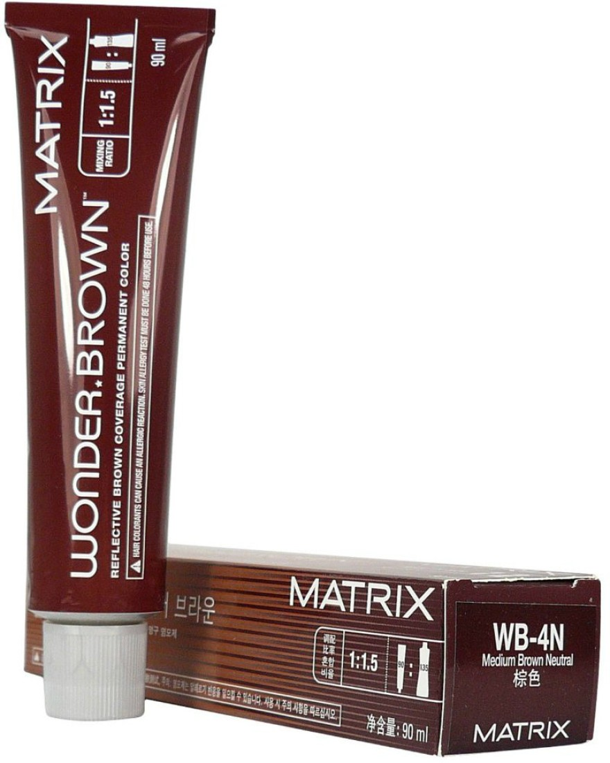 Matrix WonderBrown Hair Color  Price In India Buy Matrix WonderBrown Hair