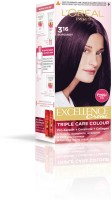 L'Oreal Paris Excellence Creme Hair Color (Burgundy - 3.16)