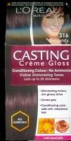 L'Oreal Paris Casting Creme Gloss Hair Color (87.5g + 72 Ml)