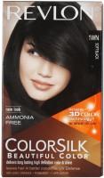 Revlon SILK WITH 3D TECHNOLOGY Hair Color (Black)