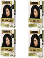 Indus Valley Hair Colors Indus Valley Black 1.0 One Time Use Hair Color