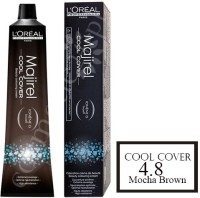 L'Oreal Paris Cool Cover  Hair Color (4.8 Mocha Brown)