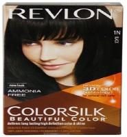 Revlon Colorsilk With 3D Technology Hair Color (1N Black)
