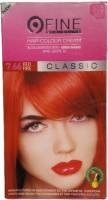 9fine Classic Hair Colour Cream Hair Color (7.66 Red Fire)