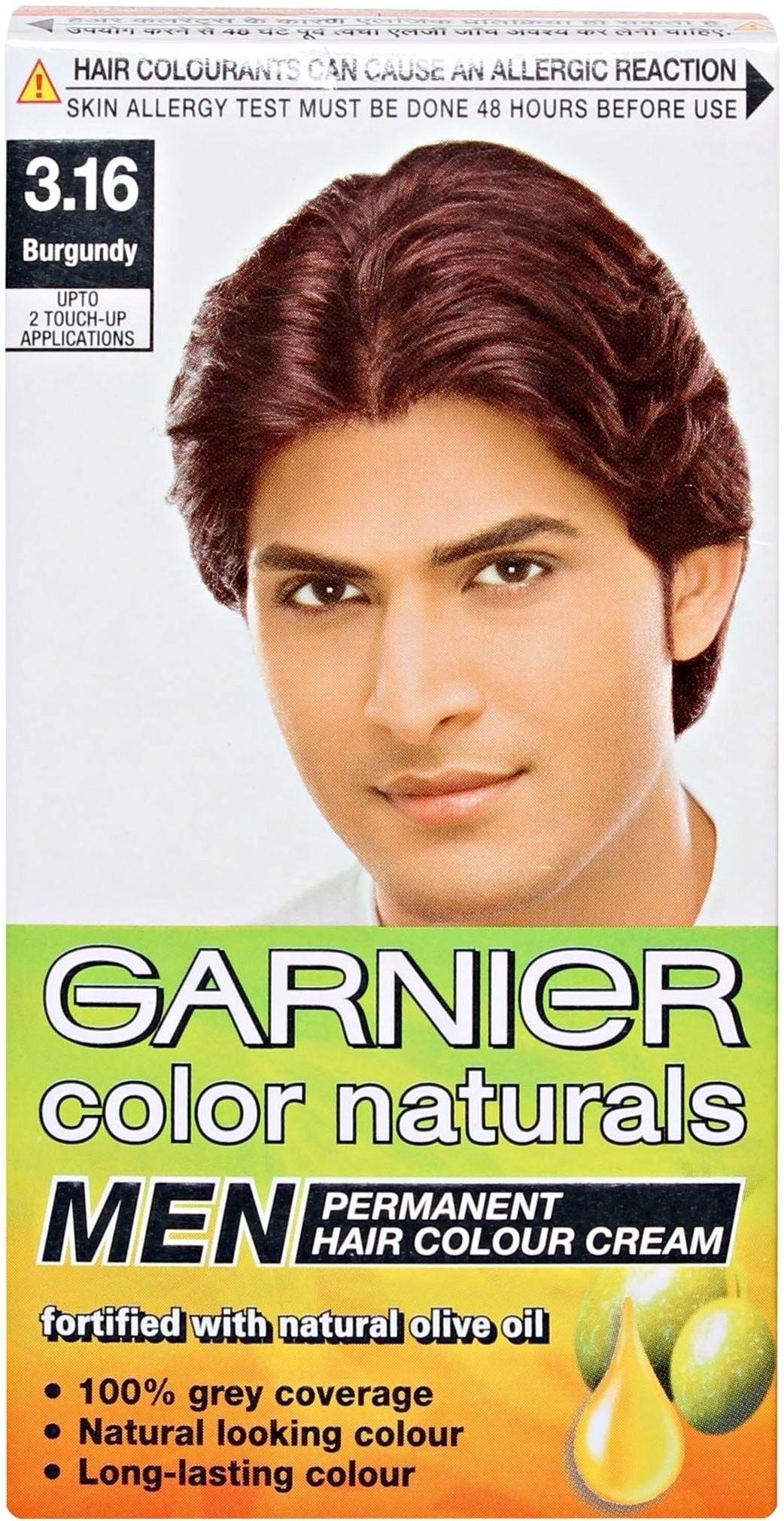 Buy Garnier Color Naturals Hair Color Burgundy 316 152 By