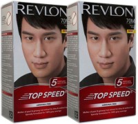 Revlon Paste Hair Color (Natural Black)