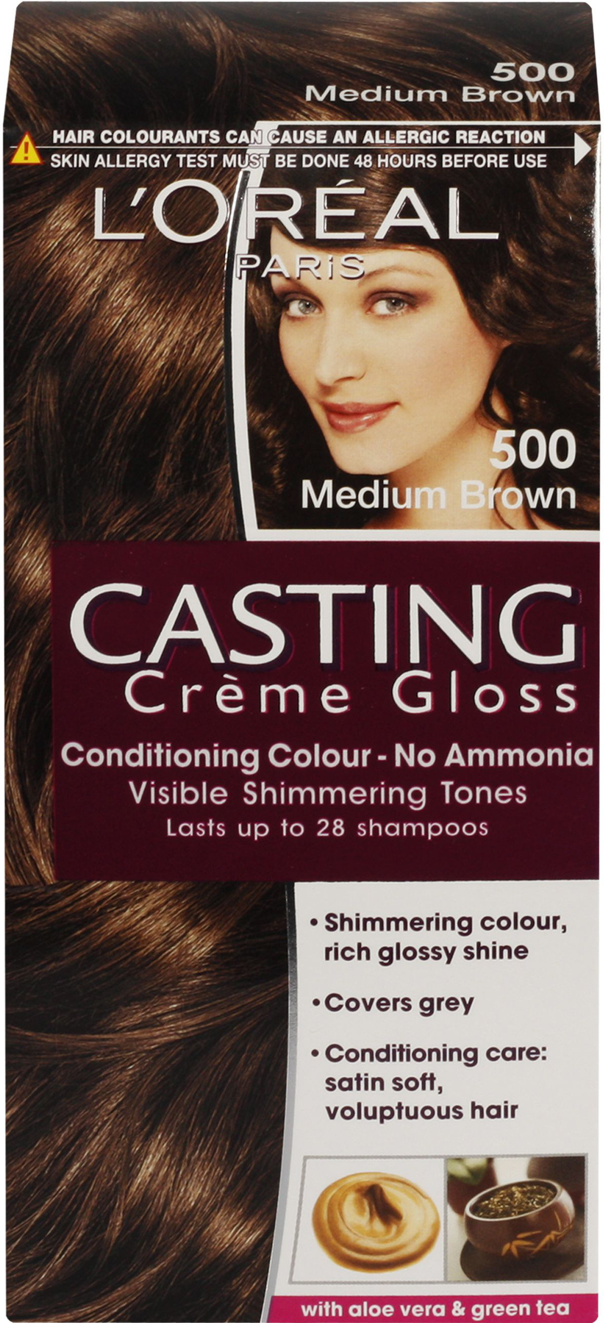 Loreal excellence hair color shades chart india best hair color notasprensa nvjuhfo Image collections