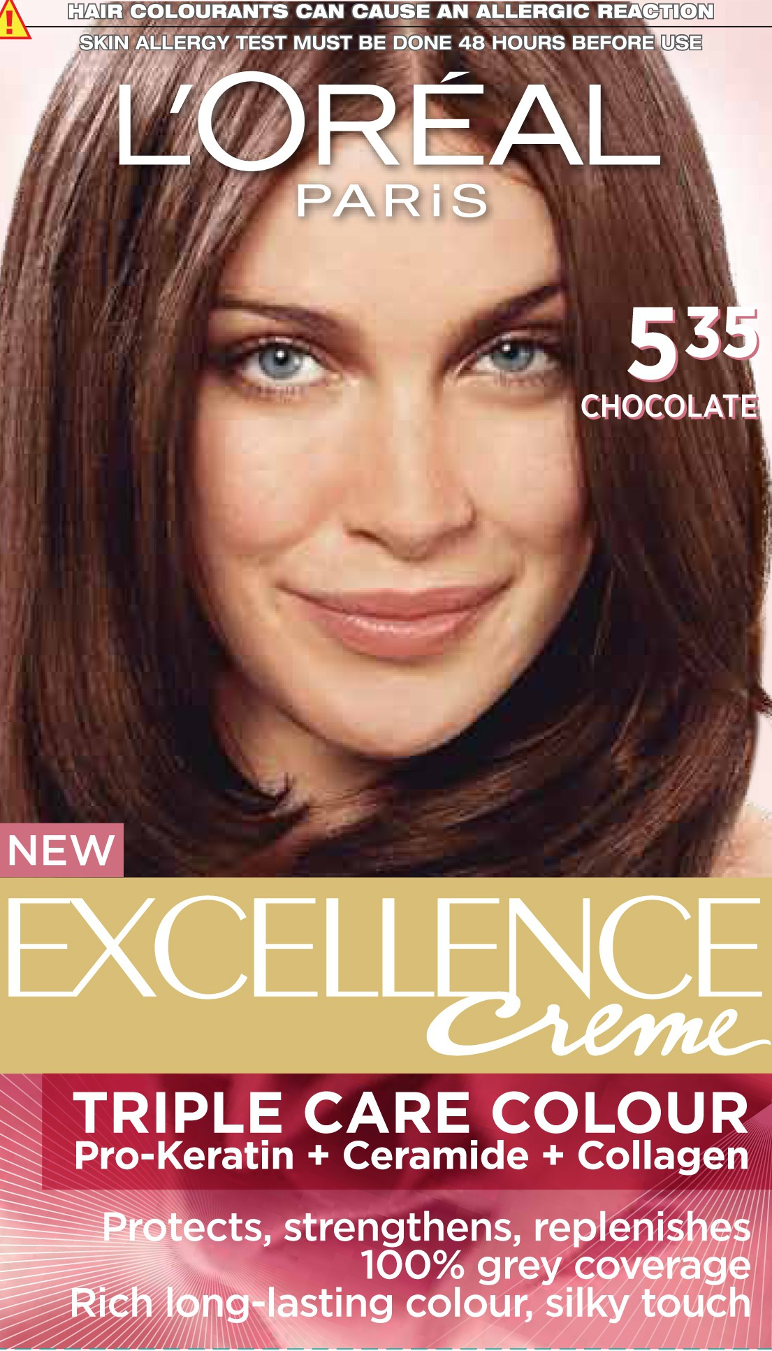 Loreal Excellence Creme Hair Color Instructions