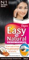 Bigen Easy N Natural N1 Hair Color - Natural Black