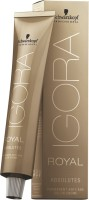 Schwarzkopf Igora Royal Cream Absolute Brown (60ml) Dark Blonde Natural Red 6-08 Hair Color (Dark Blonde Natural Red)