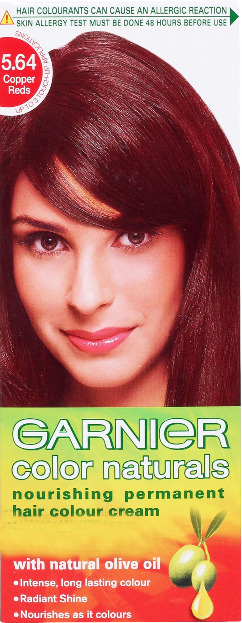 Buy Garnier Color Naturals Hair Copper Reds 564 160 By