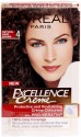 Loreal Paris Excellence Cream Hair Color - Natural Dark Brown - 4