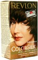 Revlon Colorsilk Hair Color - Brown Black