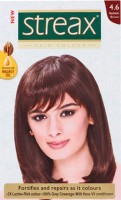 Streax Hair Color (Reddish Brown 4.6)