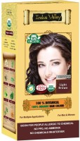 Indus Valley Halal Organic - Light Brown Hair Color (Light Brown)