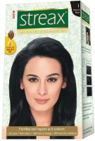 Streax Hair Color (Natural Black -1)