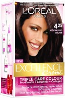 Loreal Paris Excellence Creme Hair Color (Aishwarya's Brown - 4.25)