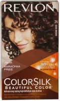 Revlon Colorsilk With 3D Technology Hair Color (Dark Brown 3N)