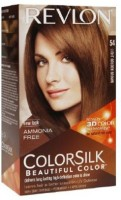 Revlon Colorsilk With 3D Technology  Hair Color (5G Light Golden Brown)