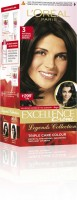 L'Oreal Paris Excellence Creme Legends Collection Hair Color (Shade 3)