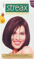 Streax Hair Color (BURGUNDY 3.16)