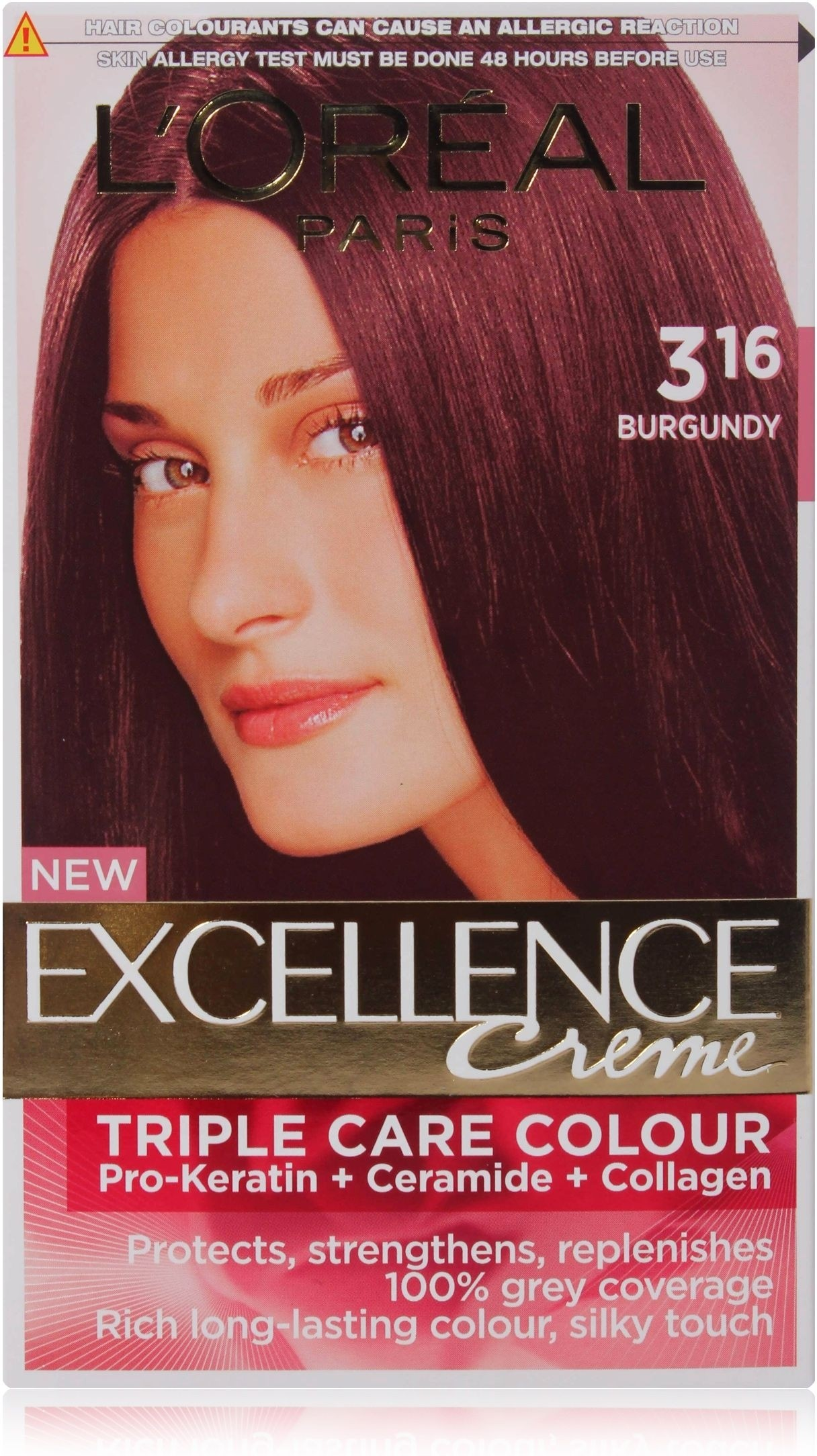 Burgundy Plum Hair Color Loreal Hair Color Burgundy 3 16