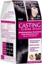 Loreal Paris Casting Creme Gloss Hair Color - Ebony Black - 200