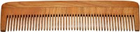 Majik 100% Neem Wood Comb, Controls Hair Loss And Dandruff