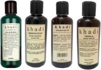 Khadi Herbal Hair Oils Combo Pack Of 4