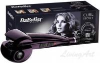 Easy Deal India Edi Babyliss Hair Curler Curls Secret Pro Hair Curler (Black)