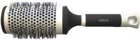 Vega Hot Curl Brush - Large H1 PRL Hair Curler Black and White