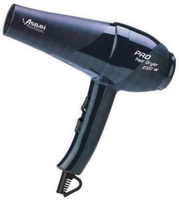 Asbah HAIR DRYER 2100W 2100W Hair Dryer (Black)