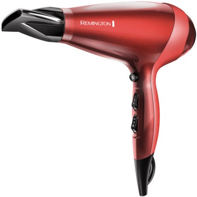 Remington Silk AC9096 Hair Dryer (Red)
