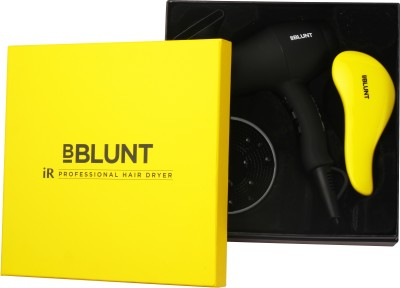 BBLUNT Professional iR Hair Dryer (Black)