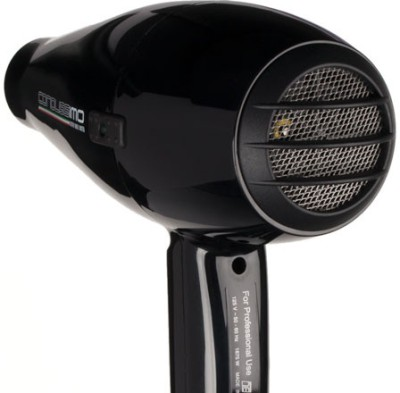 Corioliss 2500 Watts Powerful AC Motor Professional Coriolissimo Hair Dryer (Black)