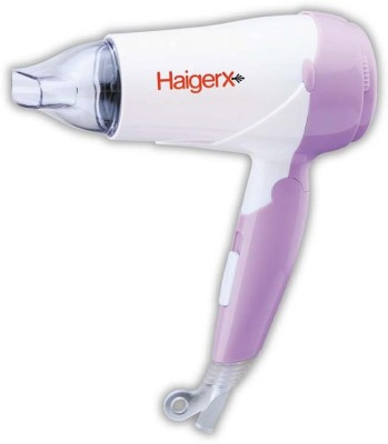 Haigerx H3501 Hair Dryer (White)