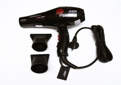 CHARTBUSTERS 2800 Hair Dryer (BLACK / RED)
