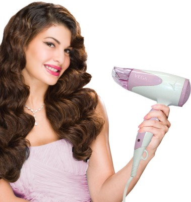 Vega Blooming Air VHDH-05 Hair Dryer (Pink)