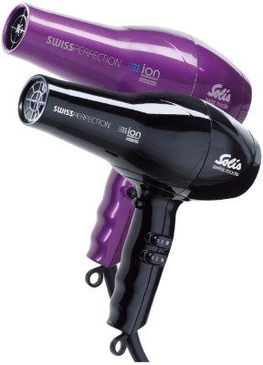 Solis Swiss Perfection Hair Dryer (Multicolor)