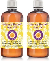 DèVe Herbes Intense Repair Pack Of Two 100% Natural & Pure Hair Oil (200 Ml)