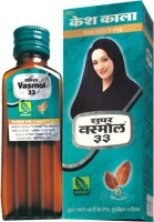 Vasmol Kesh Kala 33 Hair Oil (300 Ml)