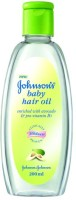 Johnson Baby Nourishing Hair Oil (200 Ml)