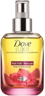Buy Dove Elixir Hairfall Rescue  Hair Oil: Hair Oil