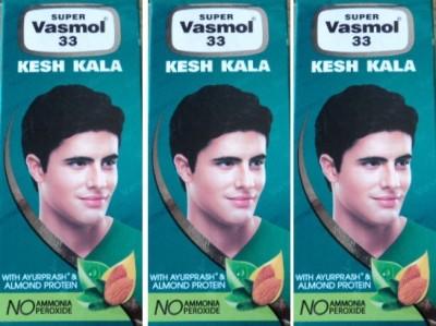 Supervasmol 33 Hair Oils 33