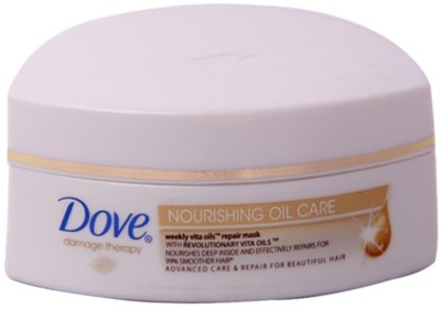 Buy Dove Damage Therapy Nourishing Oil Care Repair Mask: Hair Oil