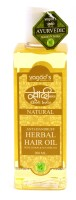 Vagad's Khadi Anti-Dandruff Herbal  Hair Oil (200 Ml)