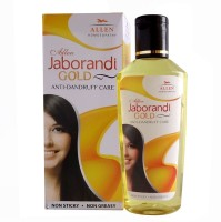 Allen's ALLEN JABORANDI GOLD (pack Of 2) Hair Oil (110 Ml)