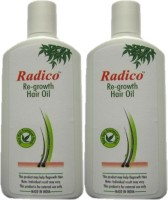 Radico Regrowth Oil ( Twin Pack ) Hair Oil (200 Ml)