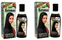 Torque Ketomac 100% Natural Tonic Hair Oil (200 Ml)